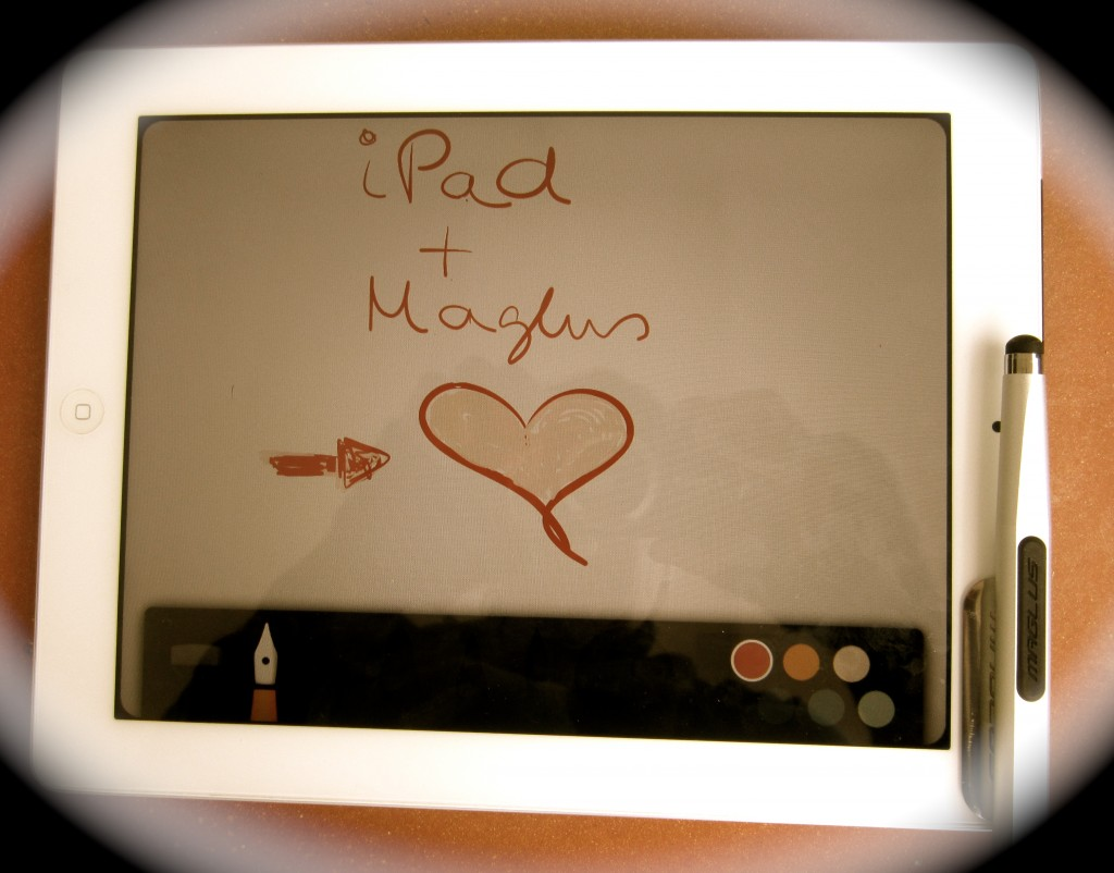 iPad Stift Maglus Mini